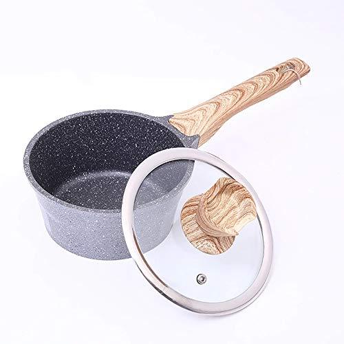 Mini Maifan Stein Antihaft-Pfanne No-Rauch Tragbare Beschichtung Suppe Topf Kreative Kleine Dampfer Induktionskocher General