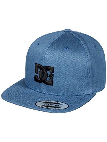 DC Shoes Herren Snappy Cap Blue Mirage - Solid