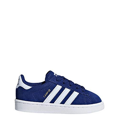 adidas Campus El I, Scarpe da Fitness Unisex-Bambini, Blu (Azul 000), 23 EU
