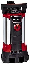 Einhell 4171460 Pompa Immersione Acque Scure, 790 W, 230 V, Grigio/Nero/Rosso