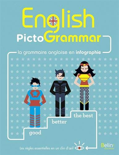 English pictogrammar par Rebecca Dahm