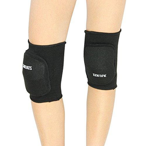 1 Paar Knieschoner Unisex Kinder Knieschützer Kniebandage Verdickt Schwamm Knieorthese für Freizeit und allerlei Sport,Fußball Laufen Tanzen