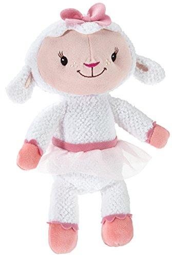 Simba 6315877371 - Disney Doc Mc Stuffin Plüsch Lambie 25 cm