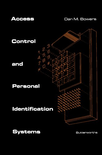 Access Control and Personal Identification Systems (English Edition) Cctv, Access Control