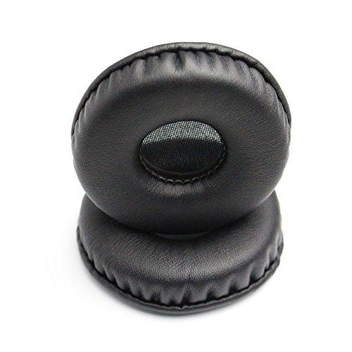 Shinecozy Premium Kopfhörer Eiweiß Leder Schaumstoff Ohr Polster, Headset Ohr Pads Ersatz Austausch Reparatur Teile(Für Universal Durchmesser 70MM) - 6