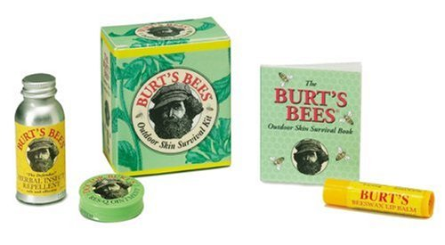 Burt's Bees: Outdoor Skin Survival