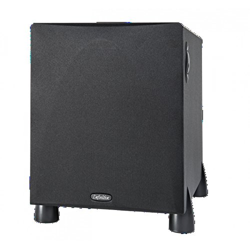 Definitive Technology ProMonitor 1000 Bookshelf Speaker Single White NDKC