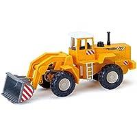 Automaxx amarillo rueda de carretera Digger (tractor de carretera)