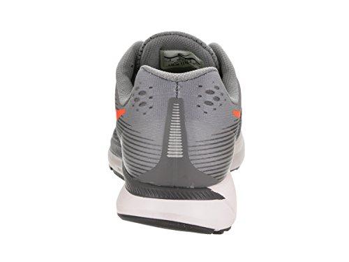 sports shoes cc0e4 dc2e7 ... Nike Air Zoom Pegasus 34, Gris Chaussures De Course À Pied Pour Homme  ...