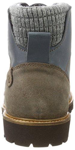 Boots Combat Perrugia D Dark Moro Manz T Blue Herren WcEKt