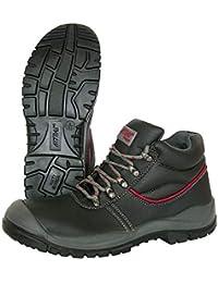 Nitras 7201 Step II Botas de Trabajo - Zapatos de Seguridad S3 para Hombres y Mujeres