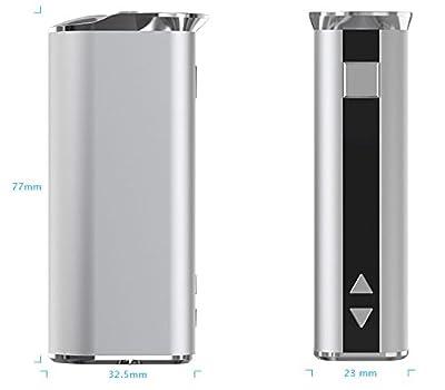 Eleaf iStick 30W MOD mit 2200 mAh Akku e-Zigarette, silber von KangerTech