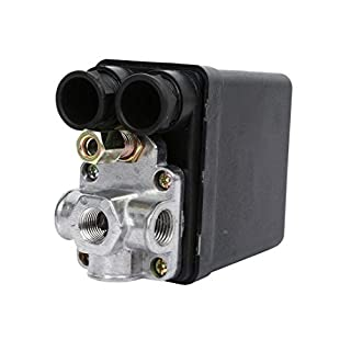 Hochdruck-Luftkompressor-Druckschalter Steuerventil 90 PSI -120 PSI