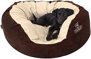 Knuffelwuff Lit pour chien Dooly tailles L à XXL, très doux rembourrée