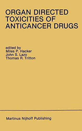 [(Organ Directed Toxicities of Anticancer Drugs : International Symposium Proceedings)] [Edited by Miles P. Hacker ] published on (January, 1988) par Miles P. Hacker