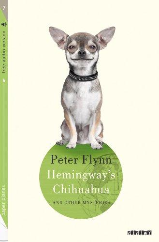 Hemingway's Chihuahua - Livre + mp3