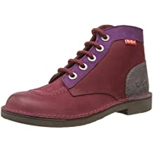Col, Bottines Mixte Femme, Rouge (Bordeaux), 41 EUKickers