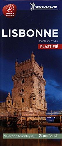 LISBONNE 108 PLAN MICHELIN PLATTEGROND par Michelin