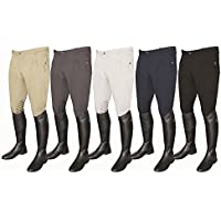 Mark Todd - Pantalones de equitación Modelo Coolmax Grip para Hombre