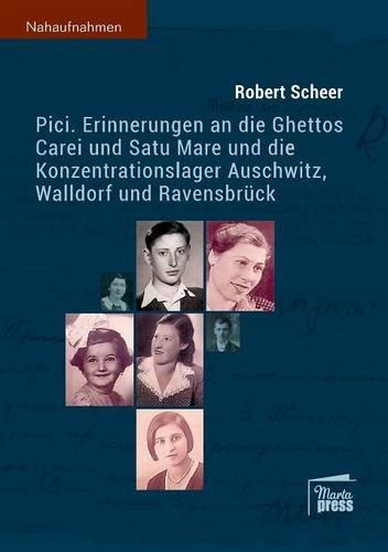 Buchseite und Rezensionen zu 'Pici: Erinnerungen an die Ghettos' von Robert Scheer