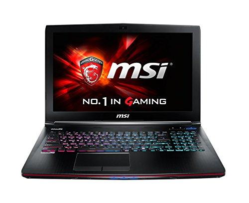 "MSI 9S7-16J512-670 Ultrabook 15,6"" Noir (Intel Core i7, 8 Go de RAM, 1 To, Nvidia GeForce GTX970M)"