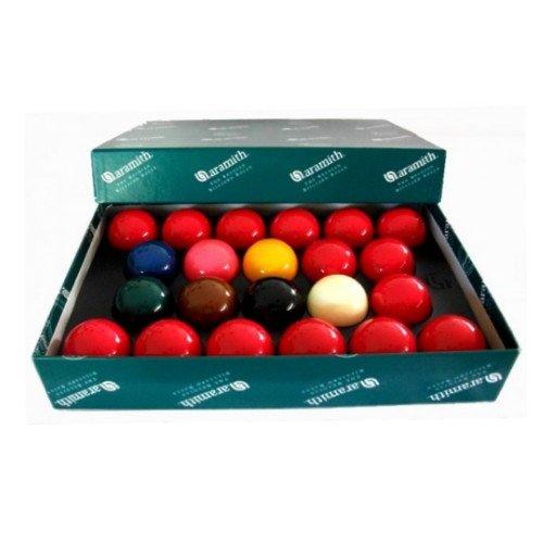 "Aramtih Snooker Aramith Billardkugel-Set, Große 2 1/6"" 5.23 cm Premier Set"