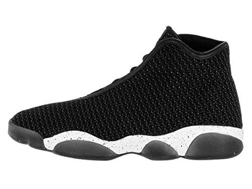 Nike Herren Jordan Horizon Basketballschuhe, 46 EU Schwarz