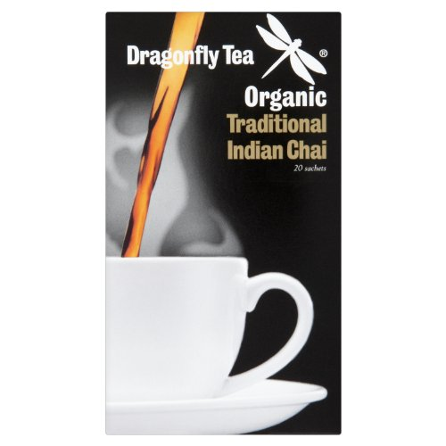 Dragonfly Tea - Indian Spice Chai - 40g (Case of 4)