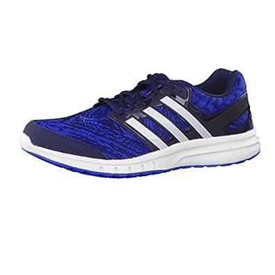 adidas Galaxy Elite 2 Chaussures de Course Pour Homme - Bleu - Bleu Marine/Blanc, 39