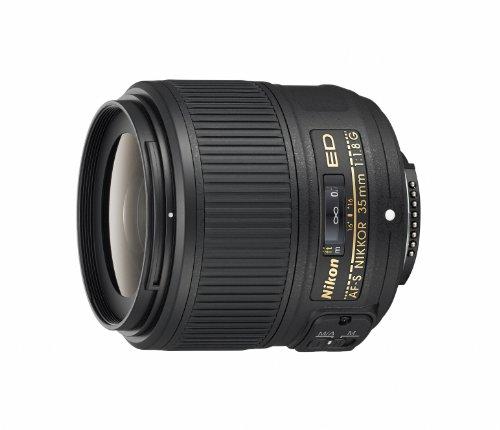 Objektiv Nikon AF-S nikkor 35mm f/1.8G ED