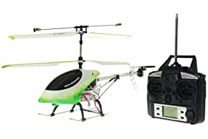 T-34 Radio Control RC large 3ch GYRO Helicopter with LCD Pro Transmitter