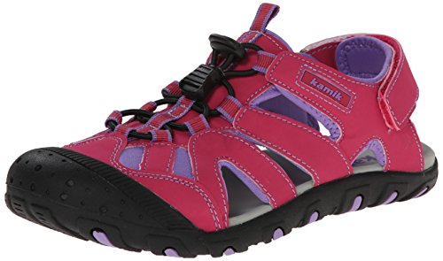 Kamik Oyster, sandales fermées mixte enfant Pink (FUCHSIA/FUS)