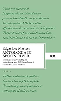 Antologia di Spoon River di [Masters, Edgar Lee]