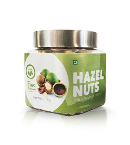 True Elements Hazelnuts, 150g