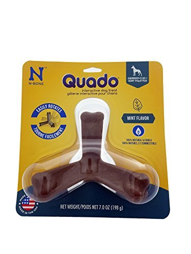 Artikelbild: N-BONE QUADO DOG CHEW TREAT