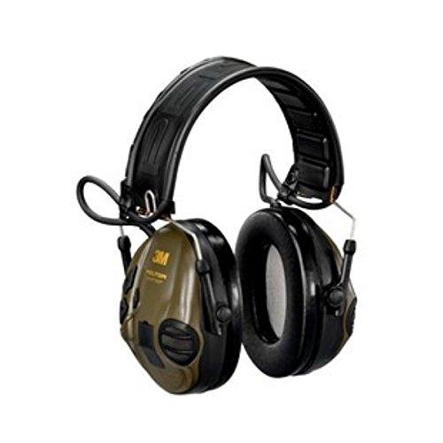 3M 7100004420 MT16H210F-478-GN SportTac Jagd, Capsule Ear Protection grün/orange/klar