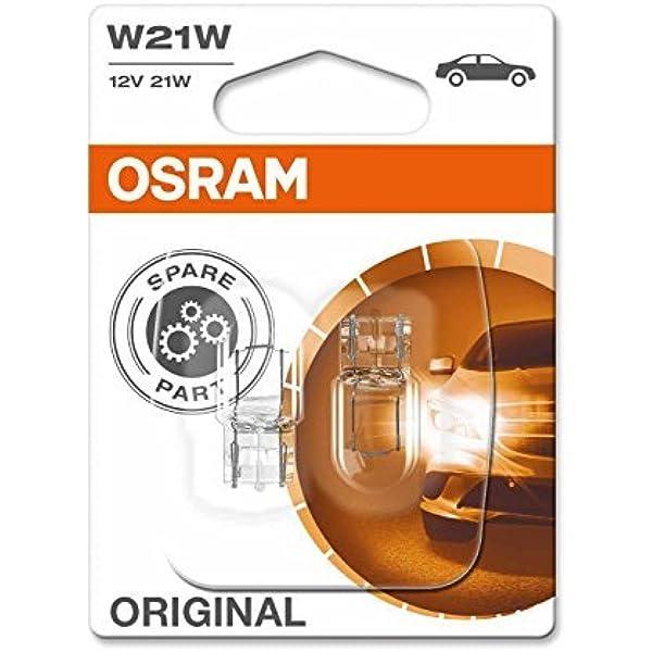 501 2x Genuine Osram Ultra Life W5W 2825ULT-02B 5w 12v Clear