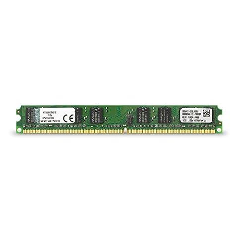 Kingston KVR800D2N6/1G Arbeitsspeicher 1GB (DDR2 Non-ECC CL6 DIMM, 240-pin)