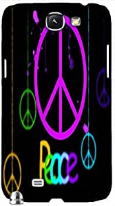 Timpax Protective Hard Back Case Cover Printed Design : A Sign.Precisely Design For : Samsung Galaxy Note 2