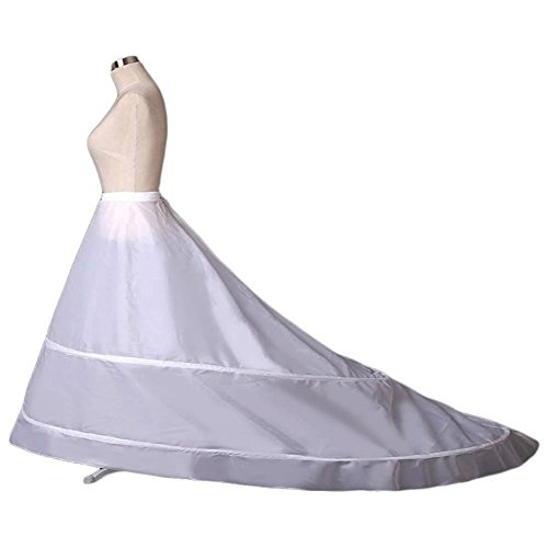 EvaQueen A-line 2 hoops Petticoat Underskirt Crinoline for sale  Delivered anywhere in UK