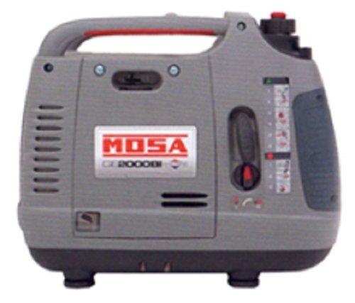 Generatore di corrente inverter super silenziati Mosa GE 2000 BI