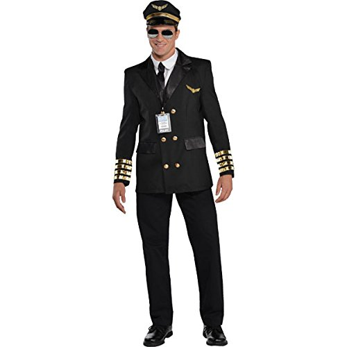 Amscan Dress Up Captain Wingman – Medium