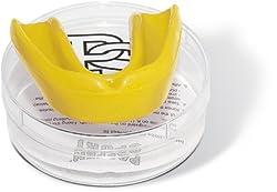Allround Mint Zahnschutz von Pfaffen Sport in Gelb