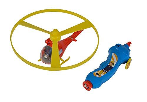 feuerwehrmann sam helikopter Simba 109253246 - Feuerwehrmann Sam Wallaby Flugspiel 13 cm