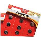 Panasonic cr2025-c12Piles au lithium (12x)