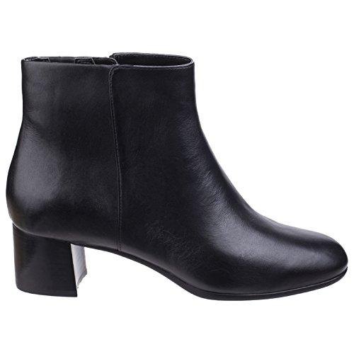 Rockport Stivali Donna Noir Leather