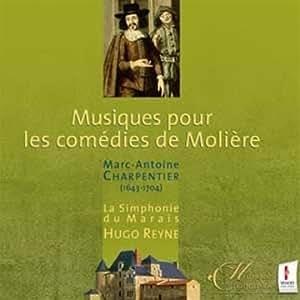 Musiques pour les Comédies de Molière