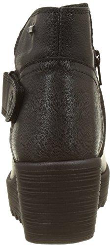 Fly London Femme Gore-Tex YOCK062FLY Bottes Noir (Black)
