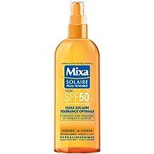 Mixa Solaire Peau Sensible - Huile Solaire Tolérance Optimale SPF 50-150 ml