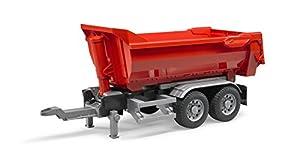 Bruder 03923-Camiones Half Pipe de Colgante